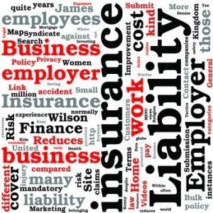 Collage Of Business Insurance Coverages