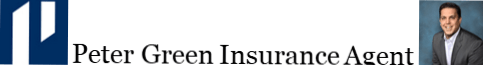 Peter Green Insurance Agent Logo